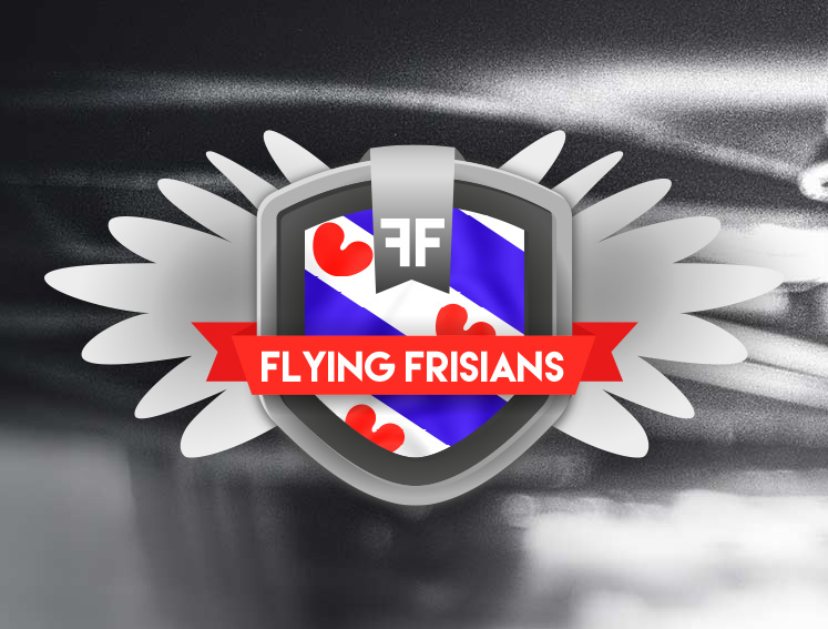 Flying Frisians; nieuwe auto; rally